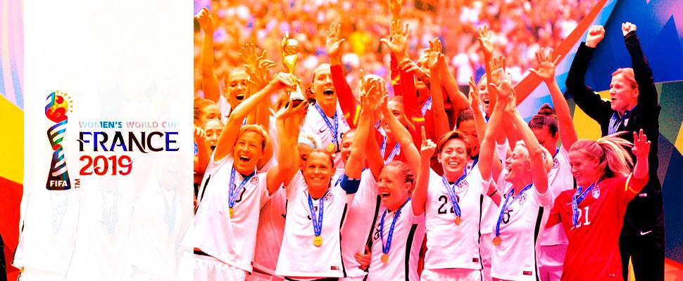 Mundial Femenino de Fútbol: el evento deportivo de mujeres más importante del 2019