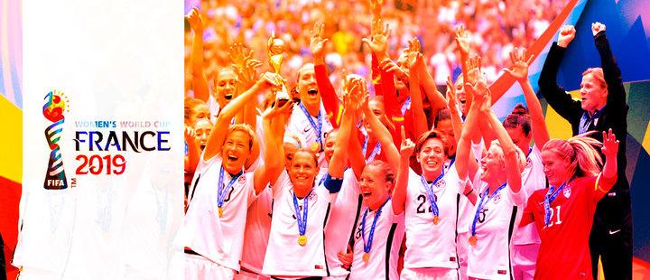 Mundial Femenino de Fútbol: el evento deportivo más importante del 2019