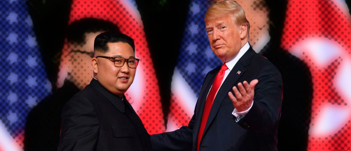 Confirmed second summit between North Korea and the United States