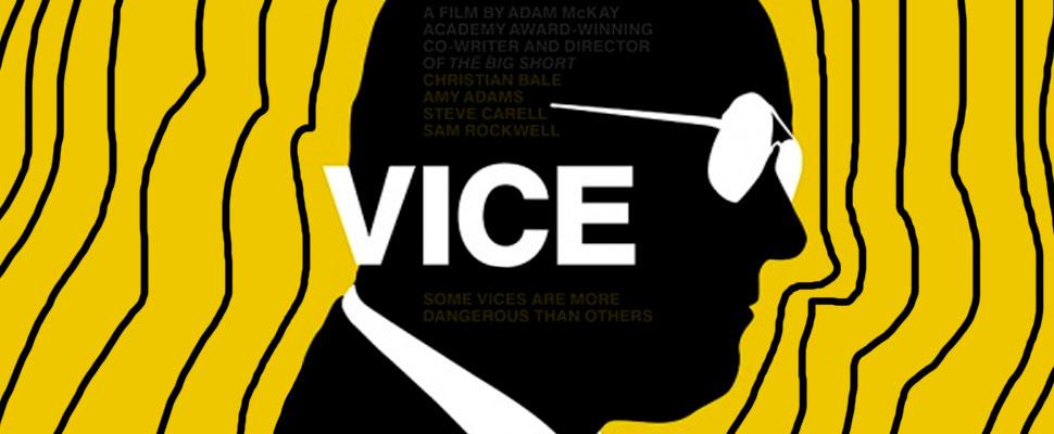 ¿Por qué ver Vice en tiempos de paz?