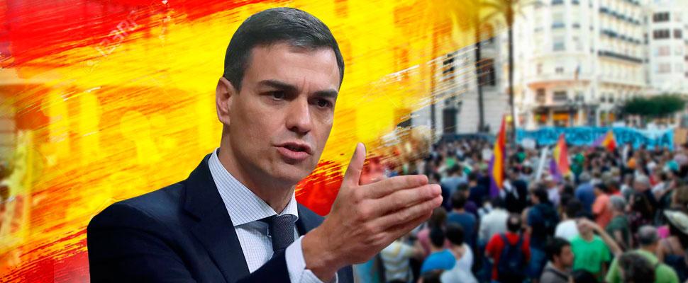 España: Pedro Sánchez y la crisis independentista