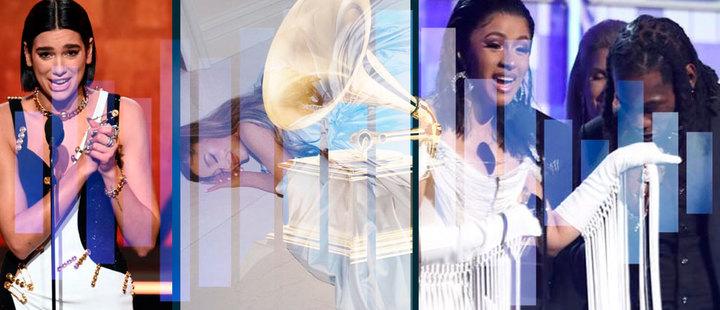 Lo bueno, lo malo y lo feo de la entrega 61 de los Grammy