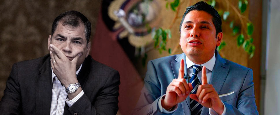Balda Case: a new test for Rafael Correa in Ecuador