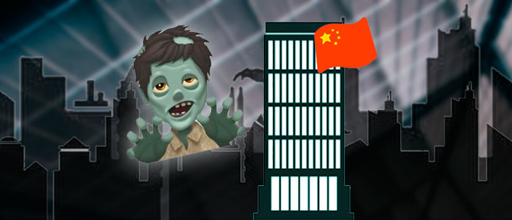 What is the deal with China's zombie companies?
