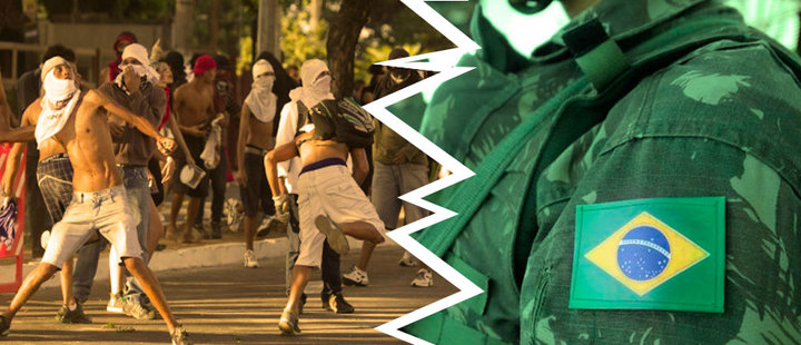 Defense or abuse? The controversial Brazilian law against organized crime