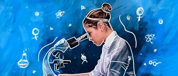 What do women have to face in the world of science?