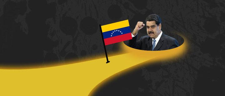 La ruta del oro venezolano: el comodín del gobierno Maduro