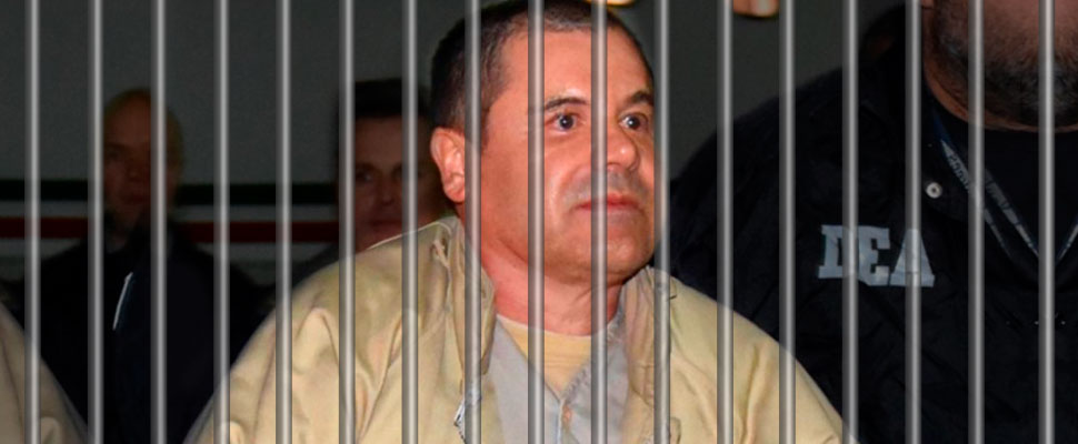 Mexico: El Chapo Guzmán is condemned for drug trafficking