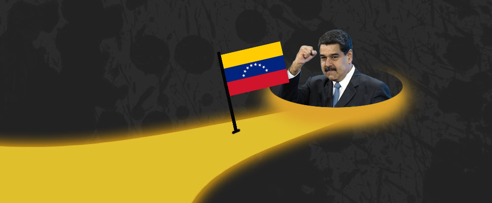The Venezuelan gold route: the wild card of Maduro's government