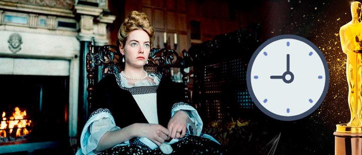 Cuenta regresiva para los Óscar: The Favourite