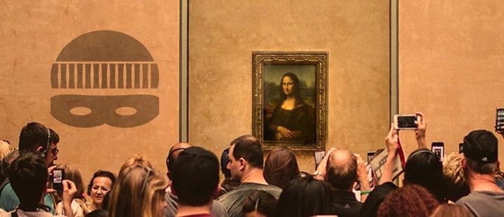 Los 4 robos de arte más grandes de la historia