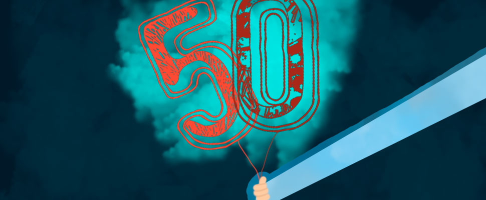 Turning 50 years old: what special cares should there be?