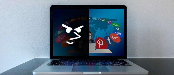 Críticas destructivas en redes sociales: el lado oscuro de la web 2.0