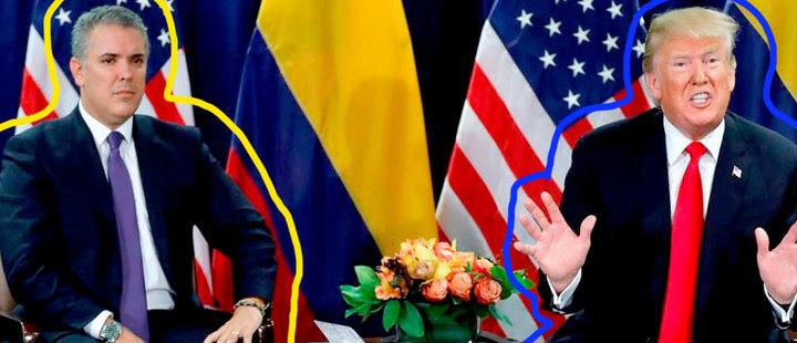 Iván Duque y su paso por Estados Unidos