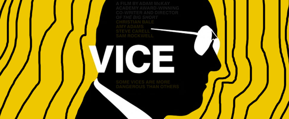 Why you must watch Vice in times of peace?