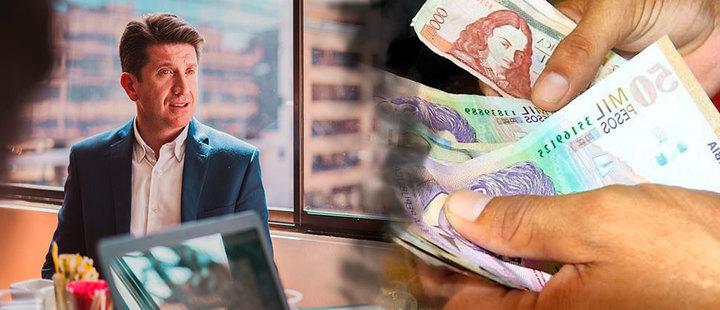 Así enfrentaría los retos económicos de Bogotá el candidato Diego Molano