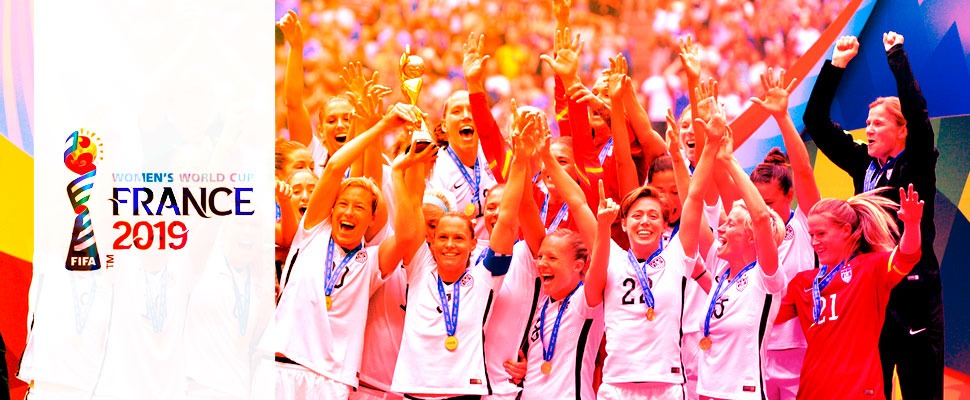 Women's World Cup: the most important women's sporting event of 2019