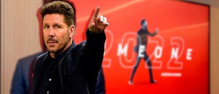 Una firma que sorprendió a todos: ¿por qué sigue Simeone con el Atlético?