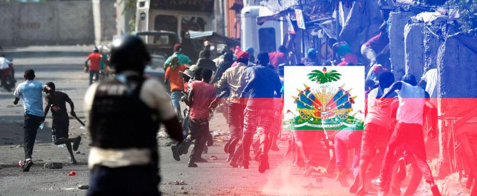 Haiti sinks in political instability