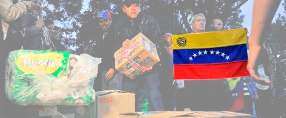 Venezuela: semana clave para las ayudas humanitarias