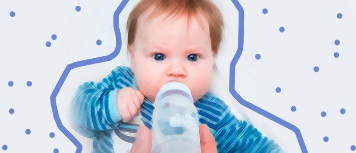 Deshidratación en tu pequeño: ¿sabes cómo detectarla o tratarla?