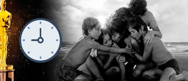 Cuenta regresiva para los Óscar: Roma