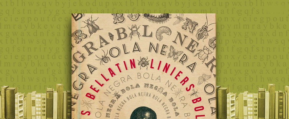 """Latam Booklook: """"Black ball"""" by Mario Bellatin and Liniers"""