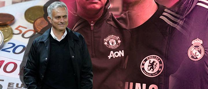 José Mourinho: ¿millonario gracias a sus despidos?