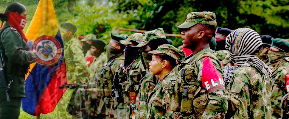 Colombia and war: a never ending relationship