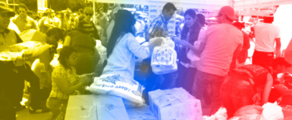 In Venezuela, humanitarian donations are essential