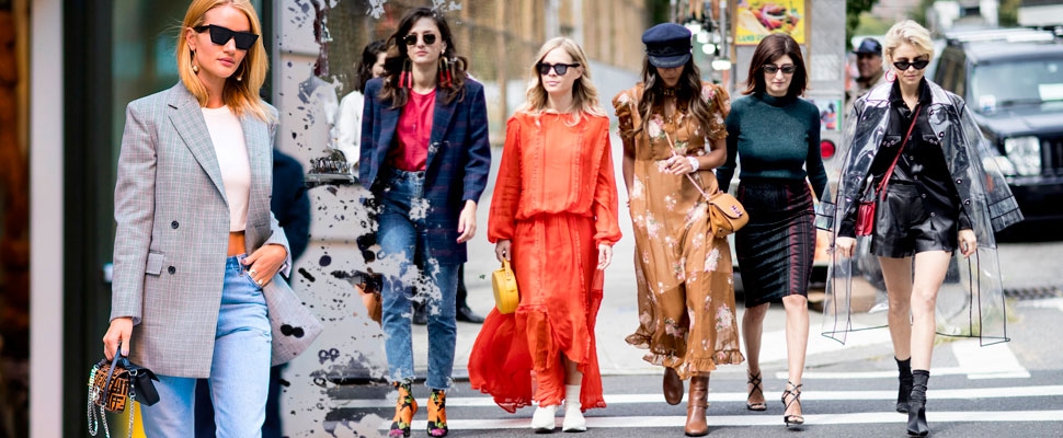 Fashion Week: notes on the street style