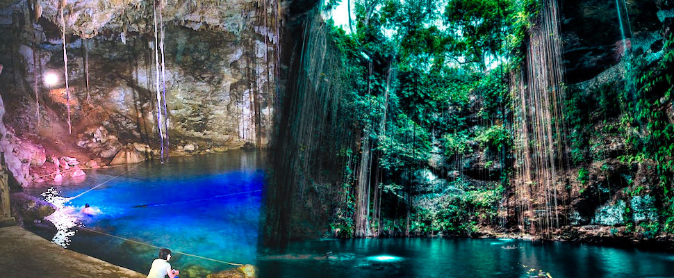 Cenotes de Yucatán: The portals to the Mayan paradise