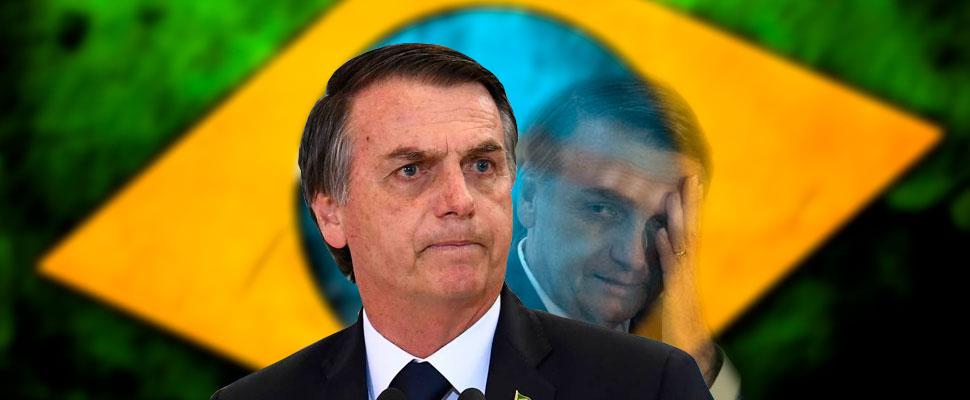 Brasil: Jair Bolsonaro enfrenta la primera crisis de su gobierno