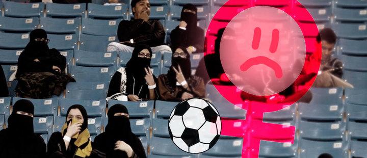 Mujeres en el deporte: la discriminación no para en medio oriente