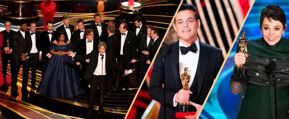 La lista de los ganadores de los Óscar, comentada