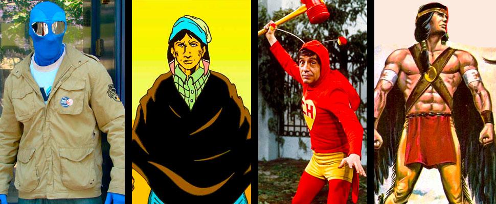 Top 10 Latin American Superheroes