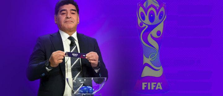 Mundial Sub20: ¿cómo les fue a los sudamericanos en el sorteo?