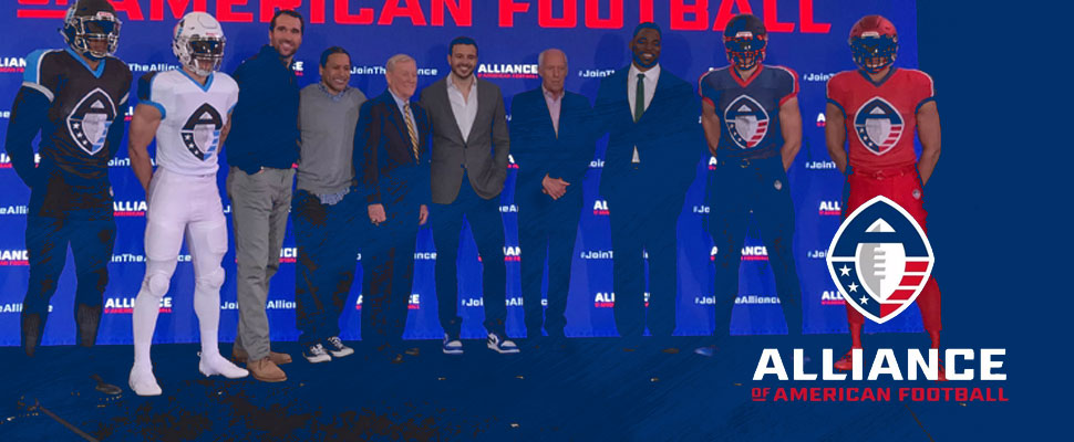This was the multimillionaire business of the AAF, an alternative to the NFL