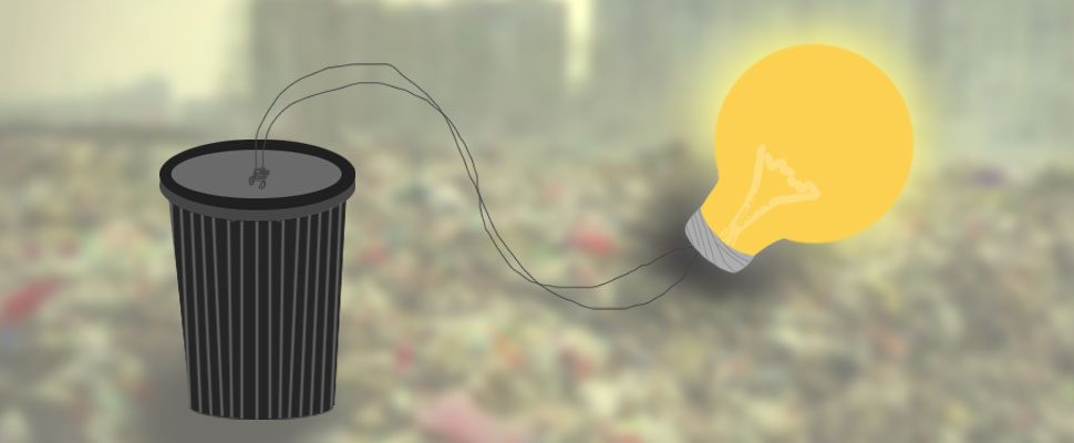 Import garbage to generate energy: the model implemented by Sweden and Norway
