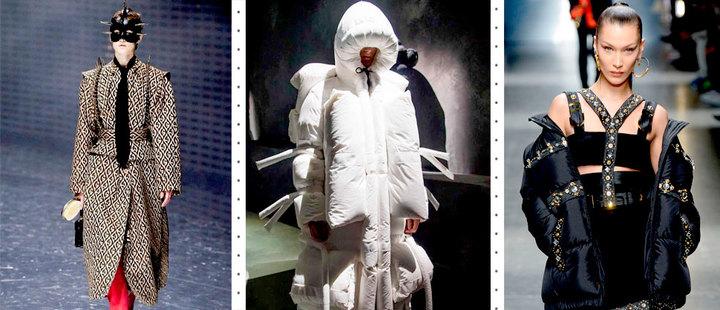 Las prendas más raras de la Milán Fashion Week