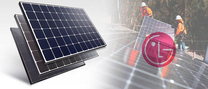LG presenta sus nuevas placas solares con mejor rendimiento y potencia