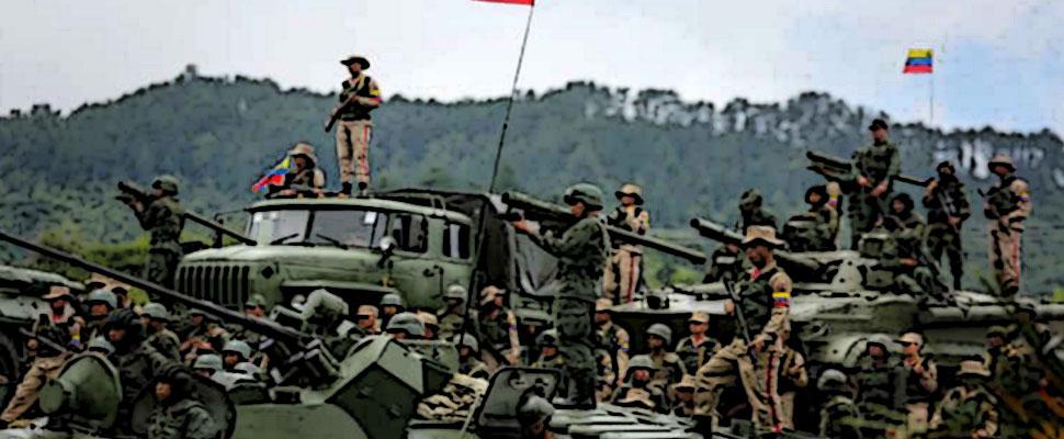 Venezuela: democratic pressure before military intervention