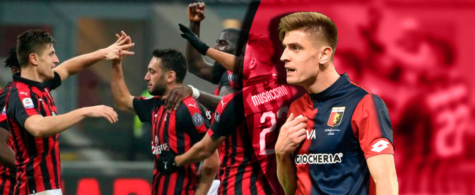 Krysztof Piatek: the striker who wreaks havoc in Europe