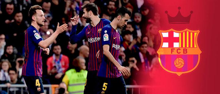 Barcelona le quita al Real Madrid el segundo clásico de la semana
