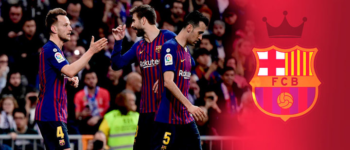 Barcelona wins over Real Madrid the second classic of the week
