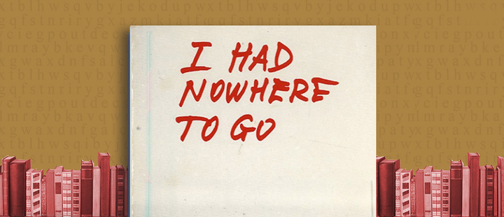 Latam Booklook: 'I had nowhere to go' by Jonas Mekas