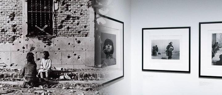 Centro Robert Capa: los recuerdos de una guerra