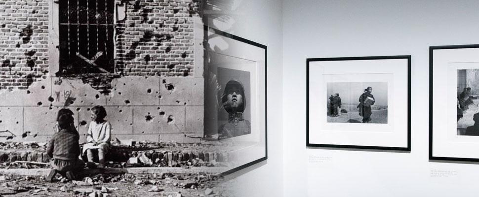 Robert Capa Center: memories of a war