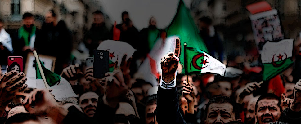 Algeria: is there a power void?