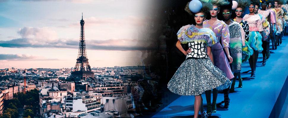 Is Paris still the fashion capital?